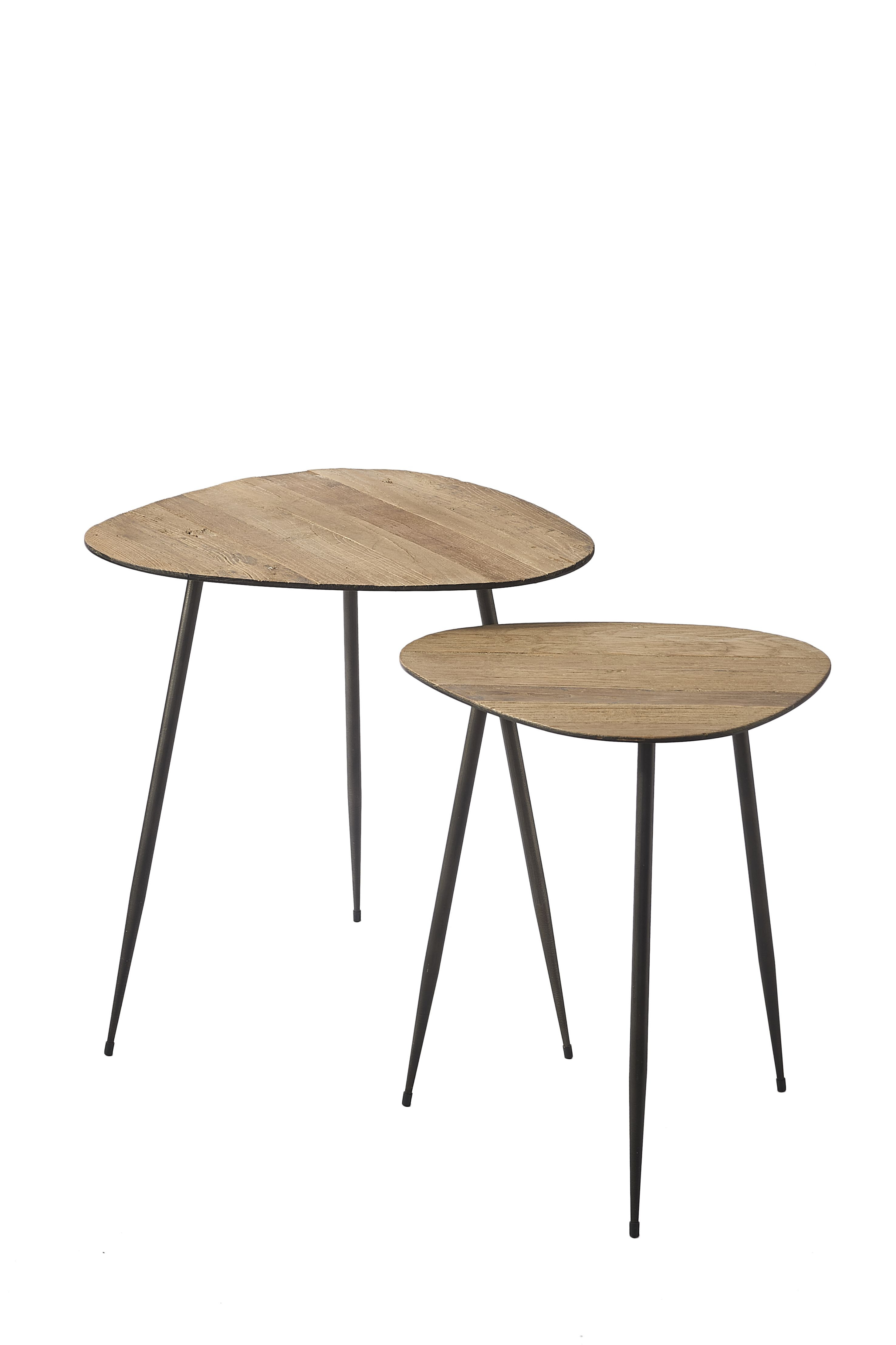 Twiggy End Table Set van 2 / Rivièra Maison