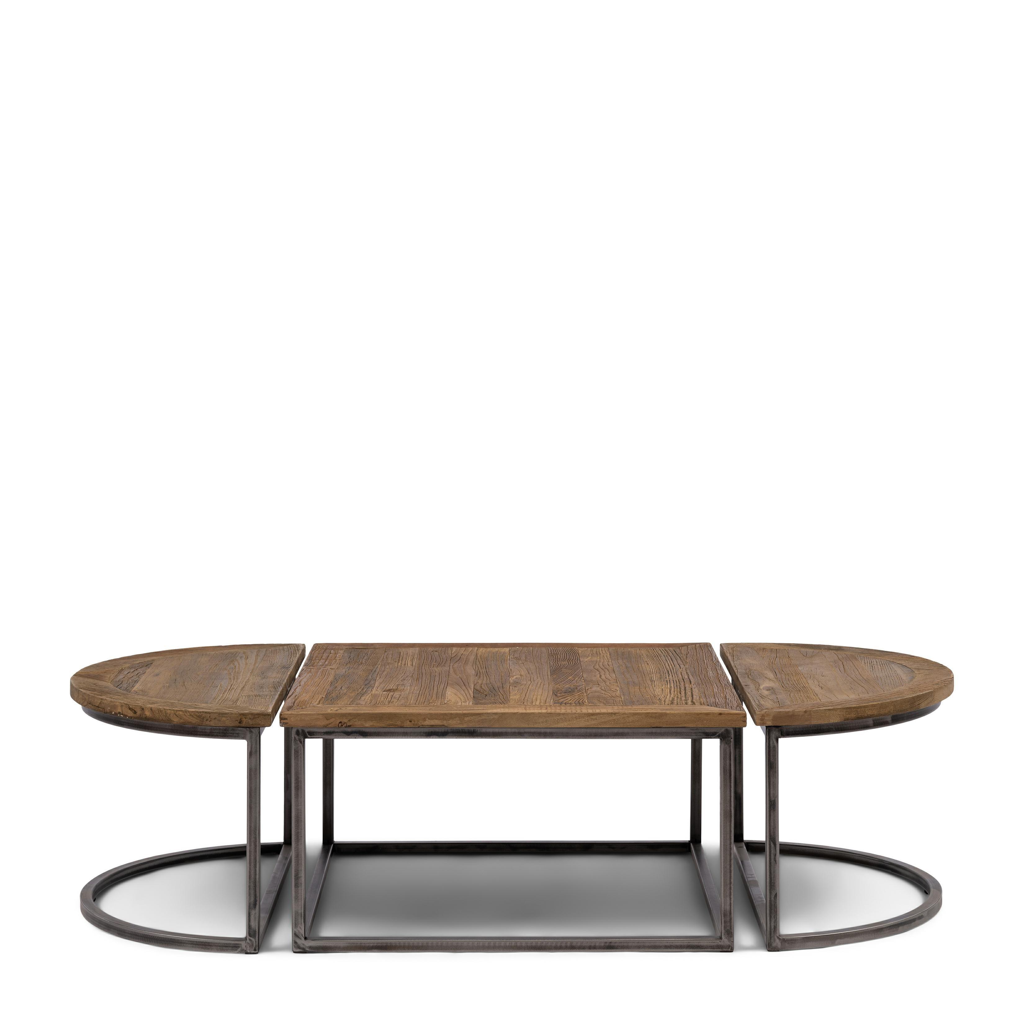 Verona Coffee Table Set 3 / Rivièra Maison