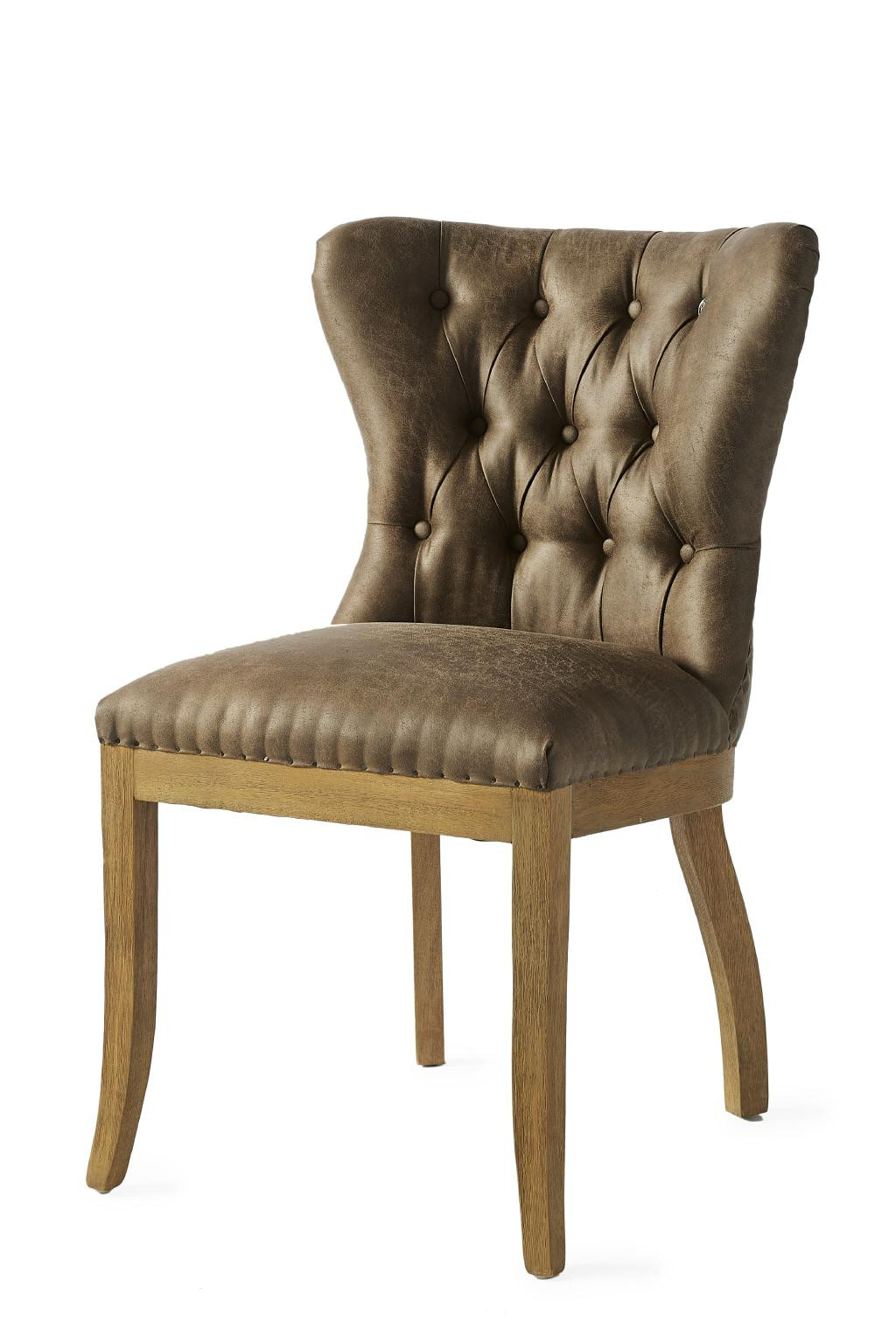 Wessex Dining Chair, pellini, coffee / Rivièra Maison
