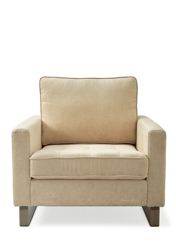West Houston Armchair, velvet, blossom / Rivièra Maison