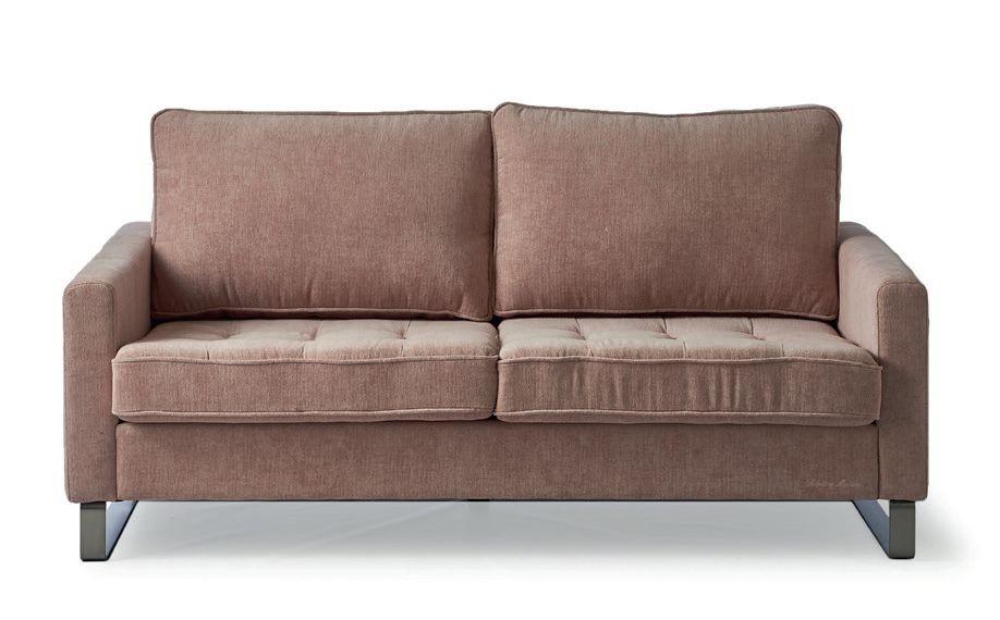 West Houston Sofa 2,5 seater, velvet, shadow / Rivièra Maison