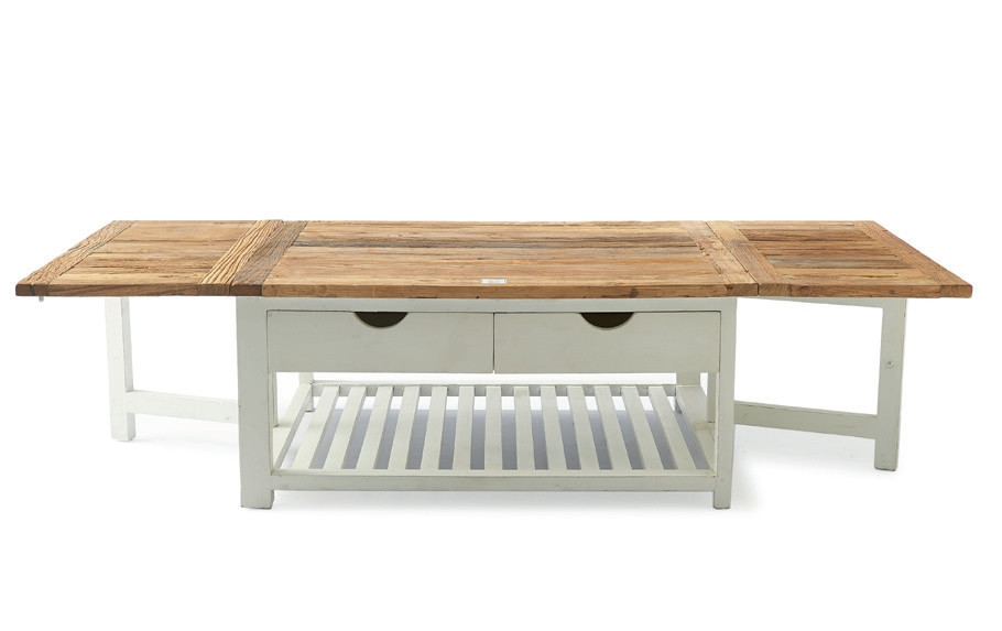 Wooster Street Coffee Table 100-180x80 / Rivièra Maison