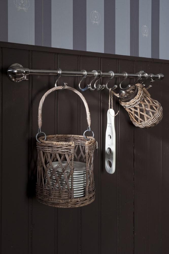 Decoration System Coat Rack aluminium / Rivièra Maison