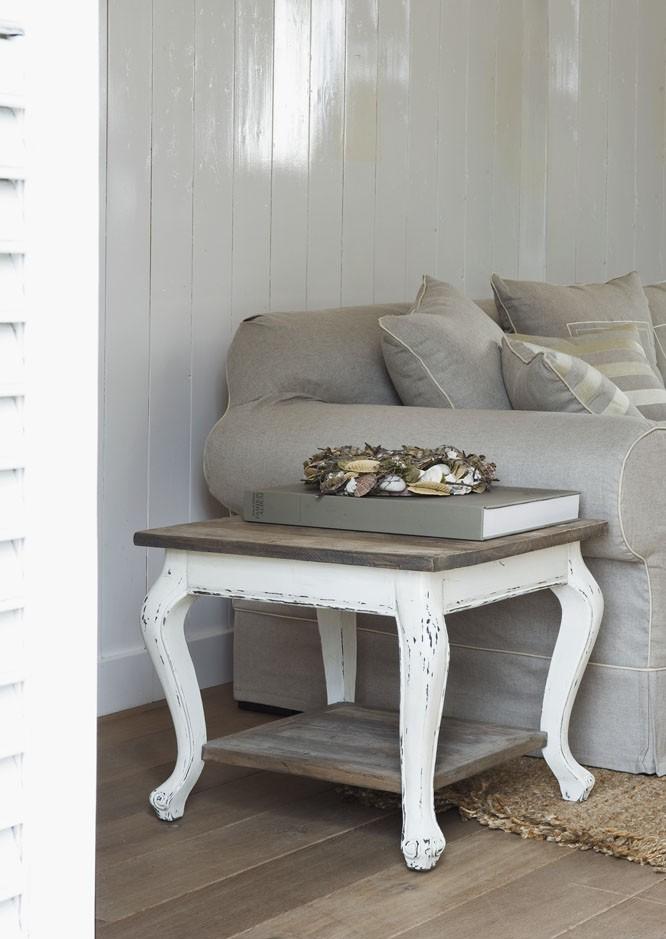 Driftwood CoffeeTable 60x60 / Rivièra Maison-1