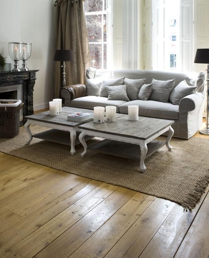 Driftwood CoffeeTable 90x90 / Rivièra Maison-1