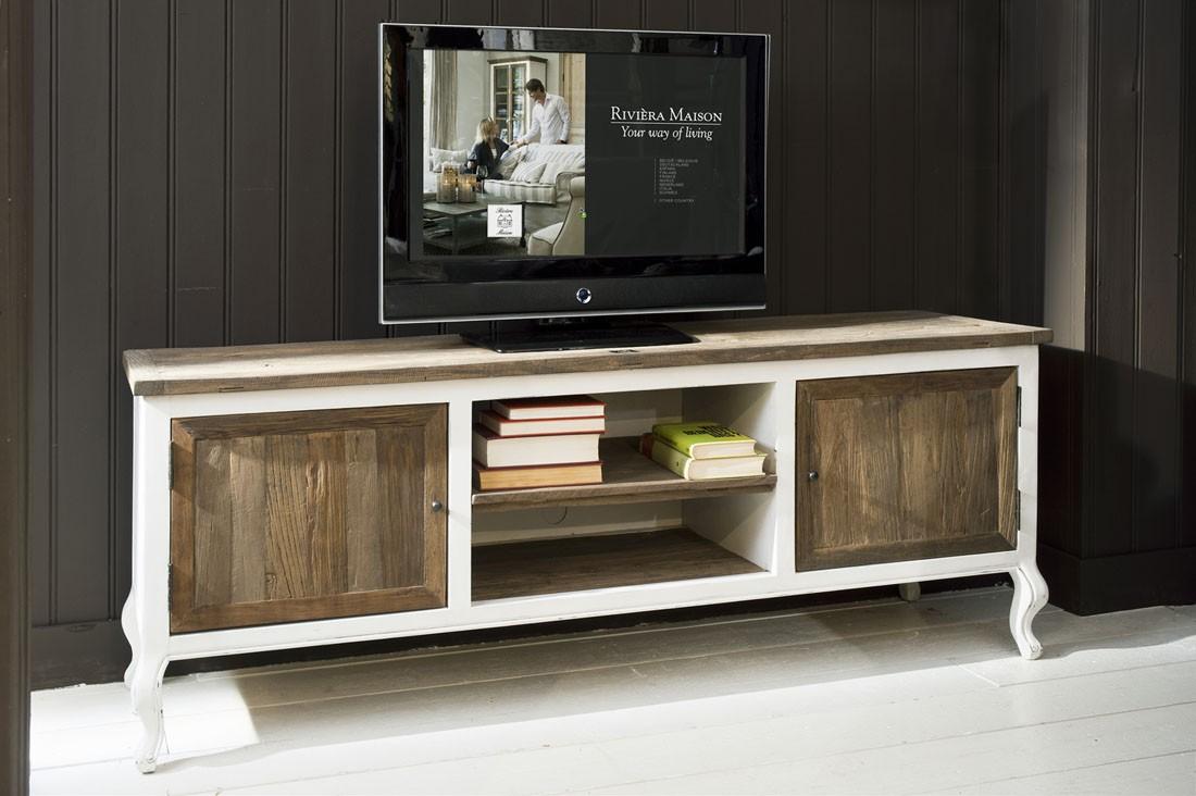 Driftwood Flatscreen Sidetable 180 / Rivièra Maison-1