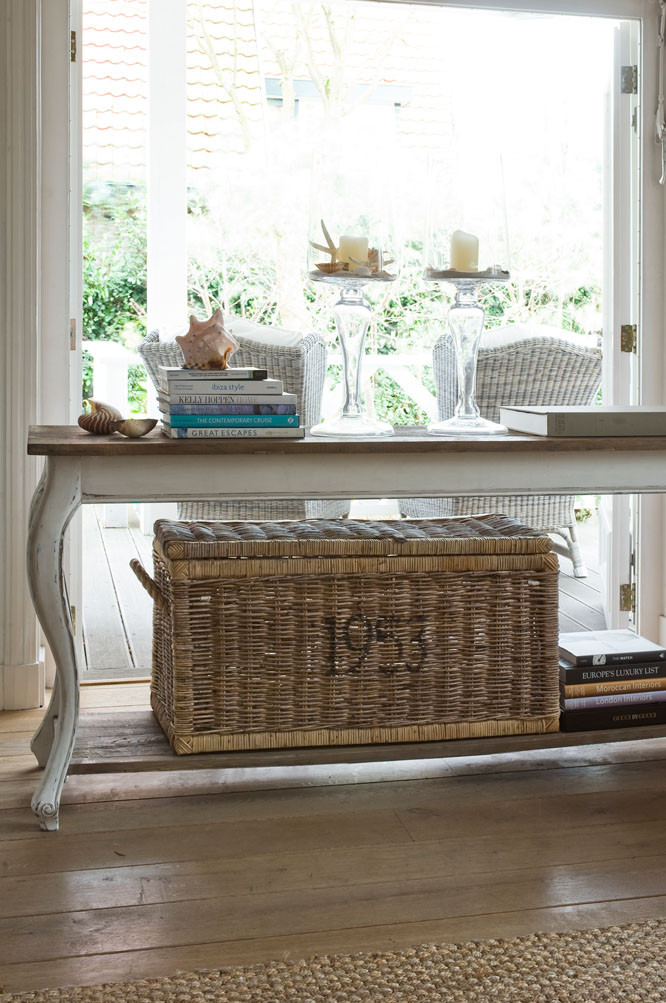 Driftwood Side Table 180x50 / Rivièra Maison-1