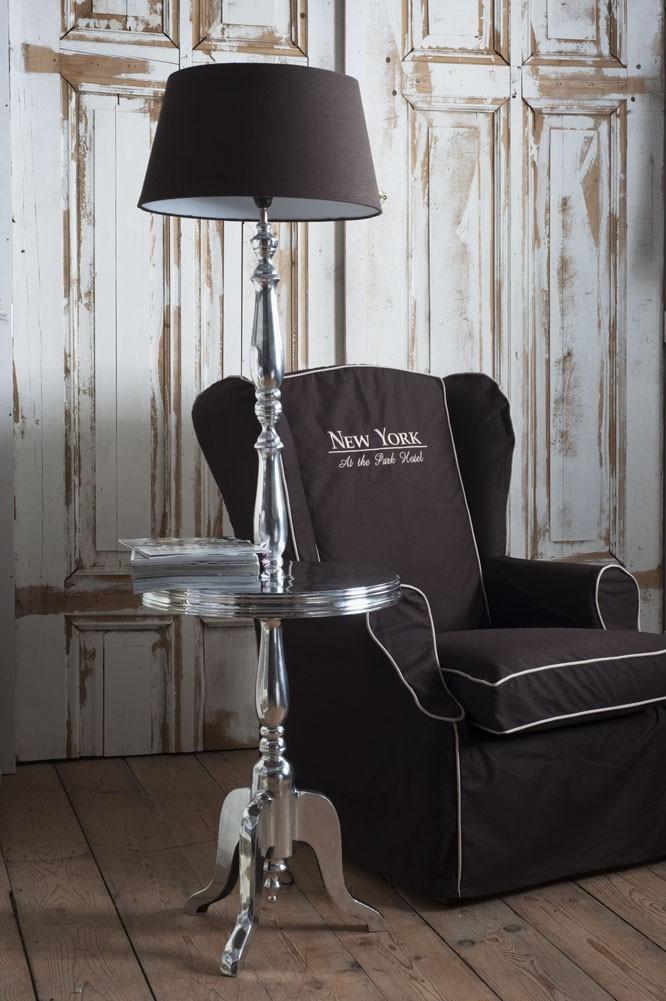 Winston Winetable with Lamp / Rivièra Maison