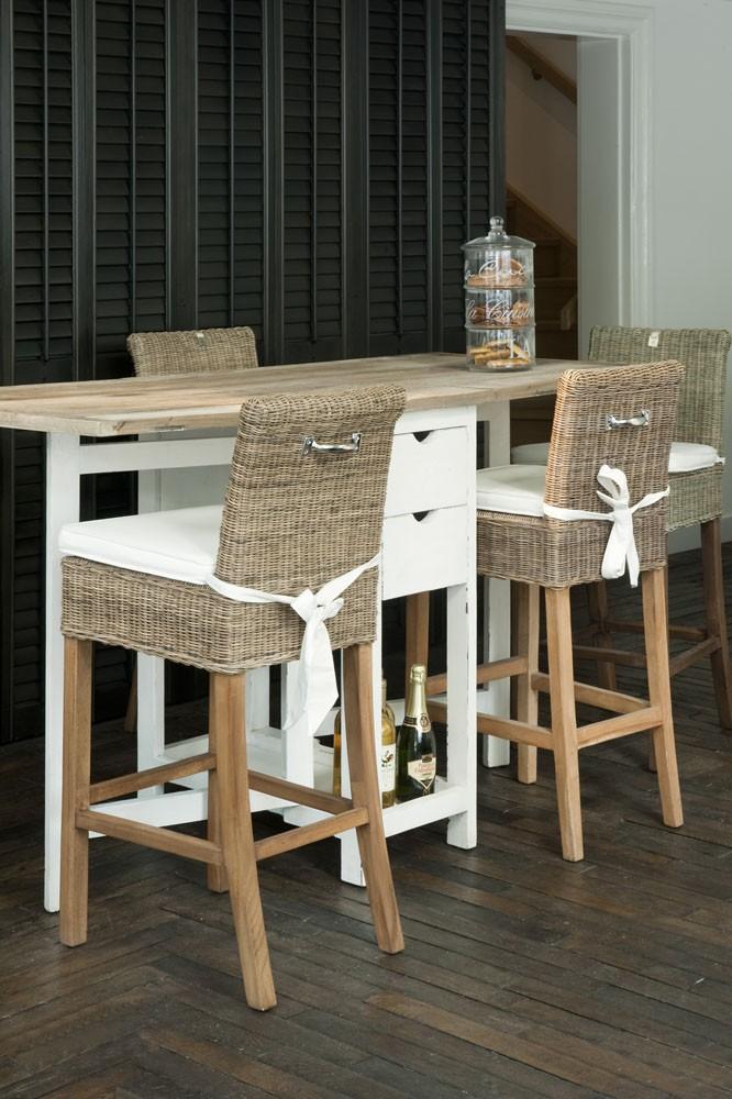 Wooster Street Bar Table 180x80 / Rivièra Maison-1