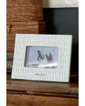 Classic Braided Photo Frame 15x10 / Rivièra Maison