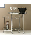 Crosby Street Bar Cart S2 / Rivièra Maison