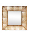 Long Cay Webbing Mirror / Rivièra Maison