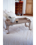 Marina Hills Wooden Mini Table / Rivièra Maison