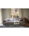 Metropolis Sofa 3,5 Seater Washed Cotton Stone / Rivièra Maison