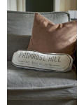 Primrose Hill Street Sign Pillow 50x13 / Rivièra Maison