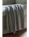 Pure Pleasure Throw stone grey 170x130 / Rivièra Maison