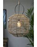 RM Natural Lantern Hanging Lamp XL / Rivièra Maison