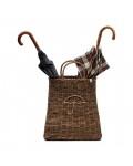 Rustic Rattan Umbrella Bag / Rivièra Maison