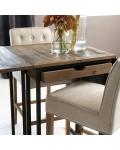 Shelter Island Folding Bar Table / Rivièra Maison