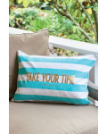 Take Your Time Outdoor Pillow Cover 65 x 45 / Rivièra Maison