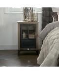 The Hoxton Bed Cabinet Left / Rivièra Maison