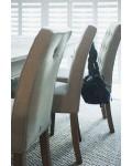 Cape Breton Dining Chair Linen Flax / Rivièra Maison