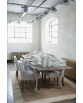 Driftwood Dining Table Extended 180/280x90 / Rivièra Maison