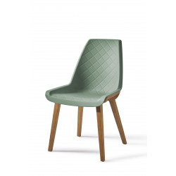 Amsterdam City Dining Chair soft green / Rivièra Maison