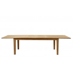 Beacon Hill Dining Table extendable 210/310x100 washed oak / Rivièra Maison