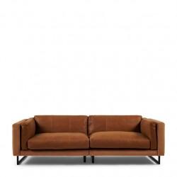 Biltmore Sofa 3,5 Seater leather cognac / Rivièra Maison
