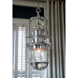 Boathouse Hanging Lamp / Rivièra Maison
