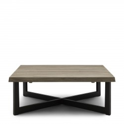 Bondi Beach Outdoor Coffee Table Grey / Rivièra Maison