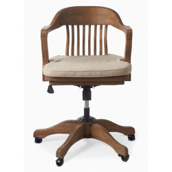 Boston Desk Chair mit Kissen / Rivièra Maison