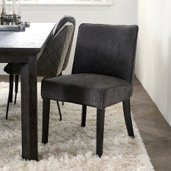 Bridge Lane Dining Chair Diamond Stitch Sorrento 801 / Rivièra Maison