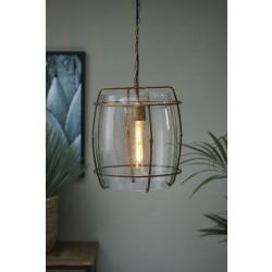 Brompton Cross Hanging Lamp / Rivièra Maison