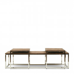 Bushwick Coffee Table Set 3 / Rivièra Maison