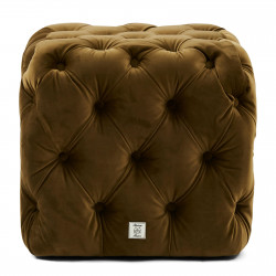 California Pouf velvet windsor green / Rivièra Maison