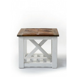 Chateau Chassigny End Table 60x60 / Rivièra Maison