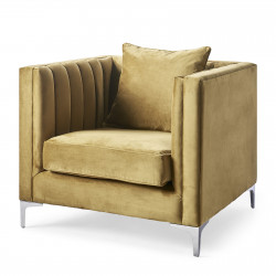 Christopher Armchair velvet windsor green / Rivièra Maison