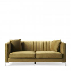 Christopher Sofa 3,5 Seater velvet windsor green / Rivièra Maison