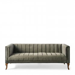 Cloud 9 Sofa 3 Seater velvet slate grey / Rivièra Maison