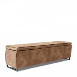 Club 48 Bench With Lid pellini camel / Rivièra Maison