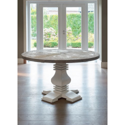 Crossroads Round Dining Table / Rivièra Maison-1