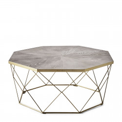 Diplomat Coffee Table 90x90 cm / Rivièra Maison
