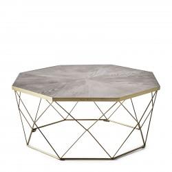 Diplomat Coffee Table 90x90 cm / Rivièra Maison