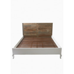Driftwood Double Bed / Rivièra Maison