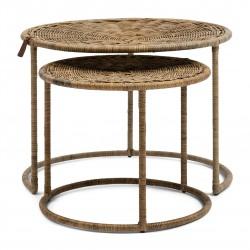 Flores Coffee Table Set 2 / Rivièra Maison