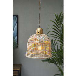 Formentera Hanging Lamp / Rivièra Maison
