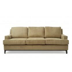 Fulton Street Sofa 3,5 Seater Velvet Sea grass / Rivièra Maison