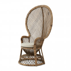 Greenport Peacock Chair Grey / Rivièra Maison